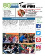 November The Wire 2019