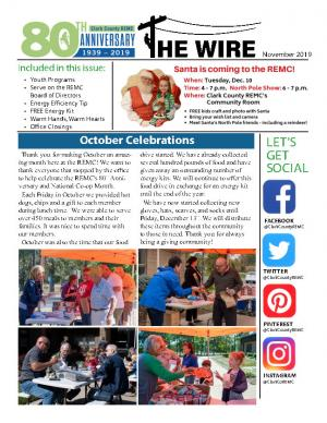 The Wire November 2019