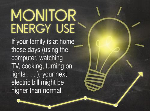 Monitor Energy Use