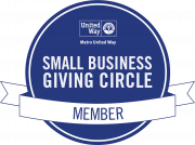 metro united way small business giving circle member